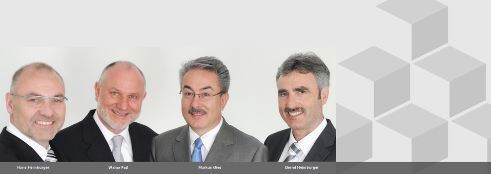Gies & Heimburger - Die Vermögensberater - Geschäftsführung
